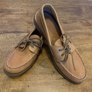 Sperry Leather Boat Shoes ; Men's Size 14 M